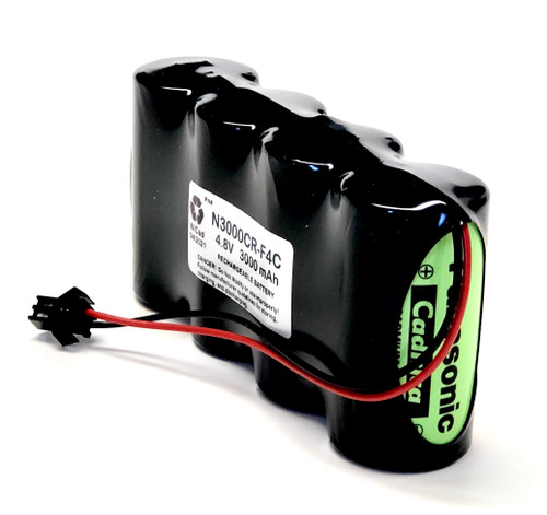 After Market Battery Replacement Bow Lighting DBEL-W-SDT