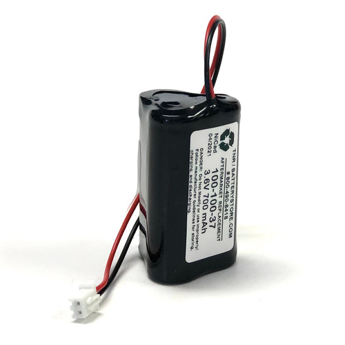 Aftermarket Battery Replacement for Exitronix 10010037