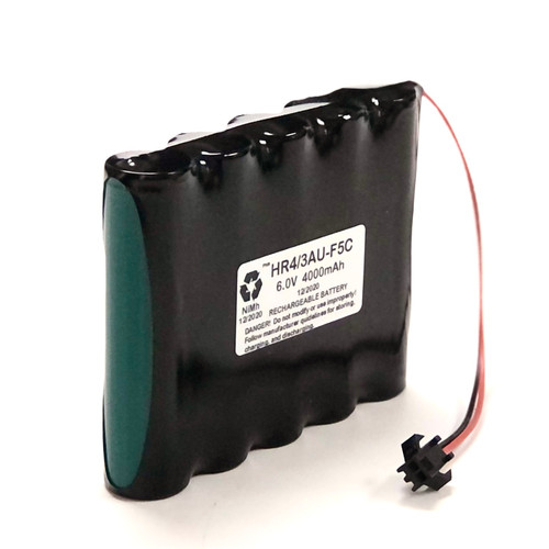 Aftermarket Battery Replacement for MET1 237A Optical Particle Counter