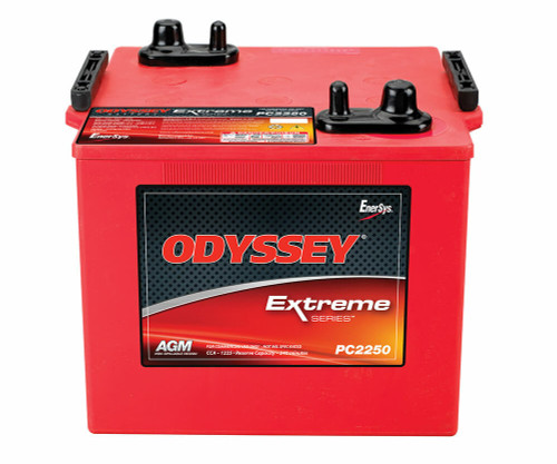 Simplex 112-123 Fire Alarm Control Panel Battery 12V 126AH