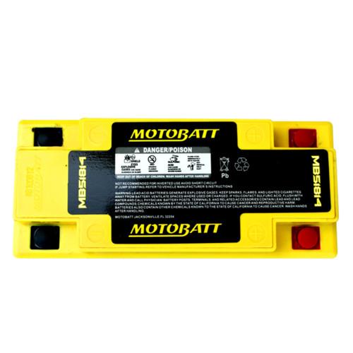 Motobatt MB51814 12V 22Ah AGM Battery
