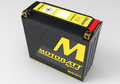 MH51814 MotoBatt Hybrid  Lithium Battery 500CCA
