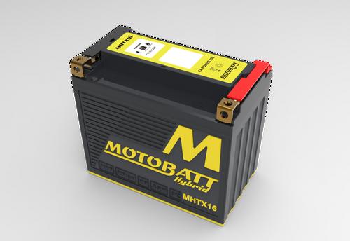 MHTX16 MotoBatt Hybrid  Lithium Battery 350CCA