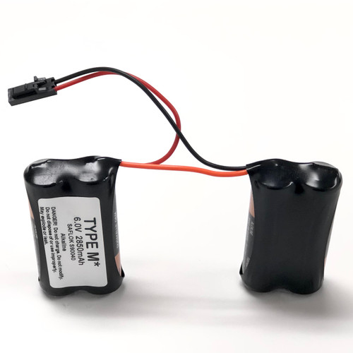 Saflok Replacement Battery S90040  Battery