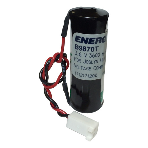 Fisher Pierce Joslyn 1548FH-U1C2-L-NA Battery for Fault Indicator PLC