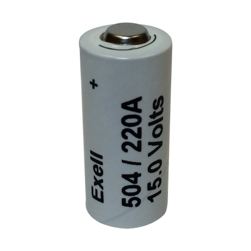 Eveready 504 Neda 220A Replacement 15 Volt Battery by Exell