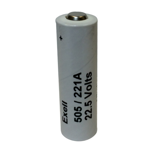Eveready 505 Neda 221A Replacement 22.5 Volt Battery by Exell