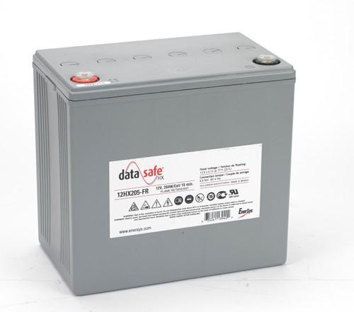 DataSafe 12HX205FR 12V 44Ah 204W Enersys