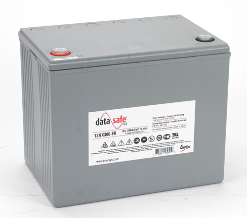 Enersys DataSafe 12HX300-FR 12V 70Ah 284W