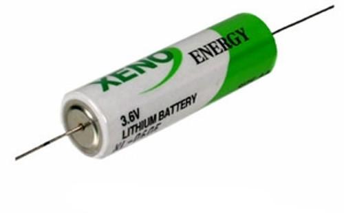 Xeno Energy XL-060FAX Battery - 3.6V 2.40Ah AA Lithium - Axial Leads