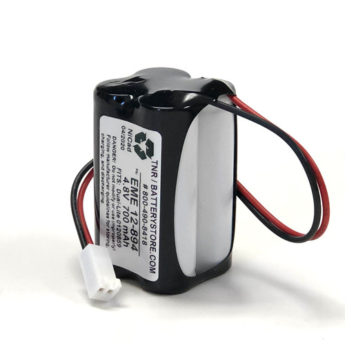 12-894, 0120894 Dual-Lite Replacement Battery