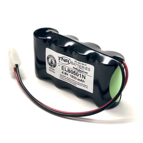 ELB-0501N Lithonia Replacement  Battery Pack