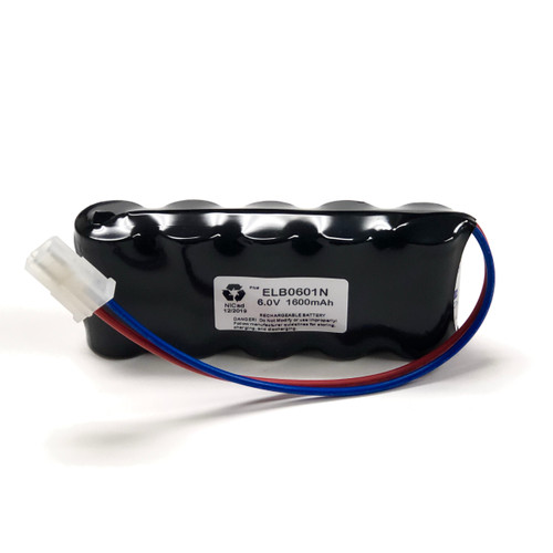 ELB-0601N Lithonia Replacement Battery Pack