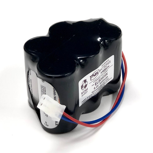 ELB-0605N Lithonia Replacement Battery Pack