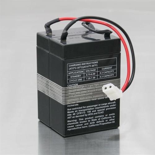 Burdick inc E550 EKG Monitor Battery