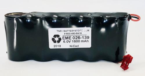 Sure-Lite 026-139 Battery