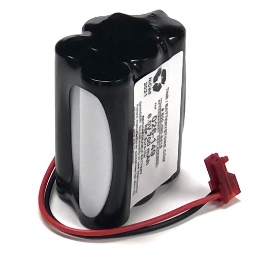 026-149 Sure-Lites Replacement Battery