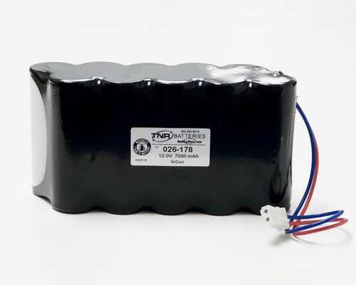 Aftermarket Replacement for Sure-Lites  26-178 or SL-026-178 Battery