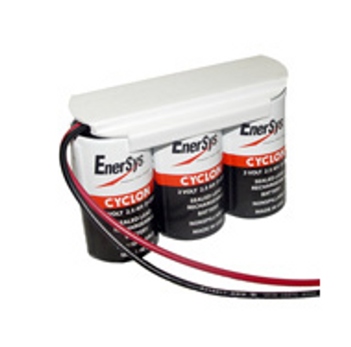 Enersys Cyclon 0850-0103 Battery - 6V 8.0Ah Sealed Lead Rechargeable (Shrink Wrap)