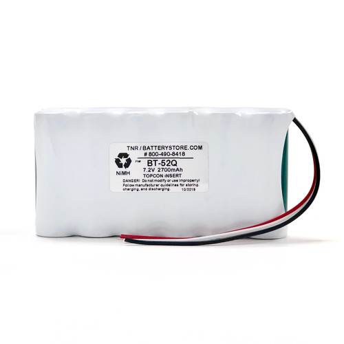 Aftermarket Replacement for BT-52Q NiMH Battery