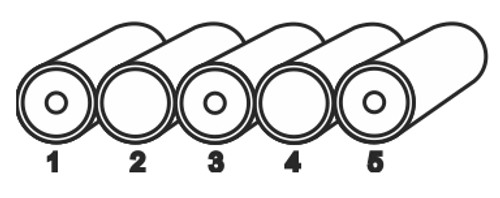 Sokkia / Lietz BDC-18  Battery  (Send in for Retrofit)