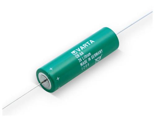 Varta 6117501301 - CRAA-CD Battery - AA 3V 2000mAh Lithium with Axial Leads