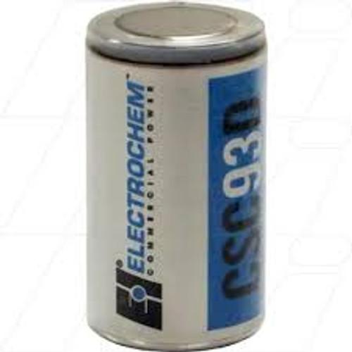 Electrochem CSC 93 D 3B0035-TC Button top - High Rate 3.9v 15ah