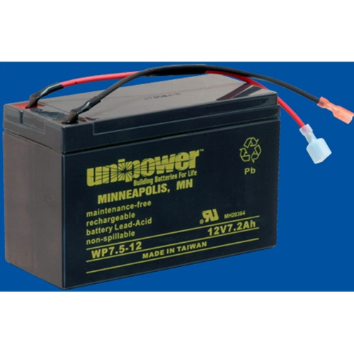 Draeger Medical Inc Narkomed 2A Anesthesia Machine Battery