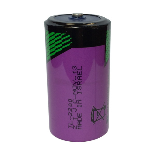 Tadiran TL-2200/S Battery 3.6V 8.5Ah C Cell Lithium
