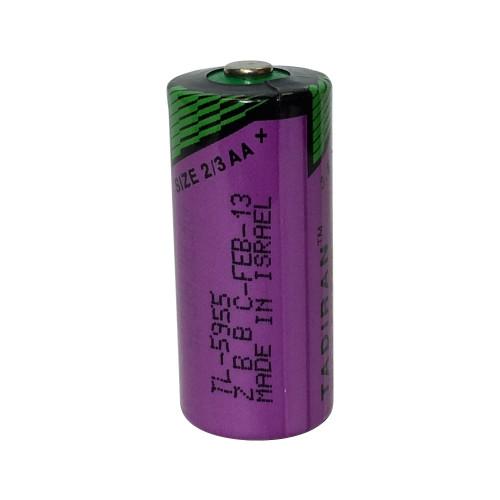 Tadiran TL-5955/S Battery - 3.6 Volt 1.5Ah 2/3 AA Lithium