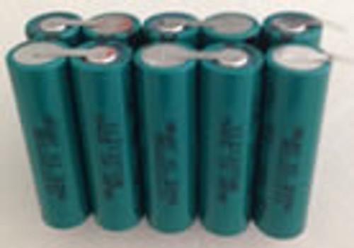 Leica GEB79 NiMH 12V 1650mAh Battery Insert
