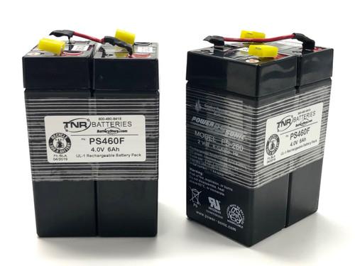 Baxter Flo-Gard 6200, 6600 Infusion Pump