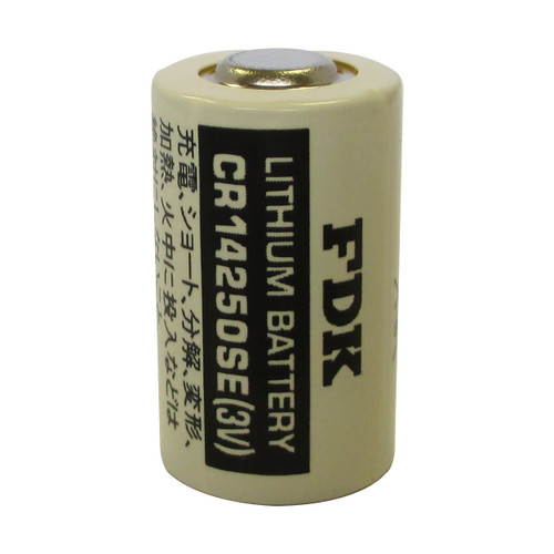 FDK CR14250SE Battery - 3 Volt 850mAh Lithium