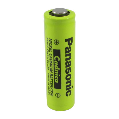Panasonic N-700AAC Battery - 1.2 Volt 700mAh AA Ni-Cd