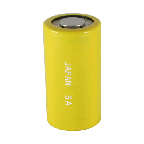 Panasonic NC-2500SCR Battery - 1.2 Volt 2500mAh Sub C Ni-Cd (Rapid Charge)