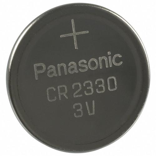 Panasonic CR2330 Lithium Battery - 3 Volt 265mAh