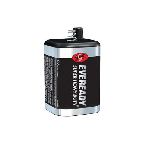 Energizer - Eveready 1209 Battery - 6 Volt 11000mAh Alkaline
