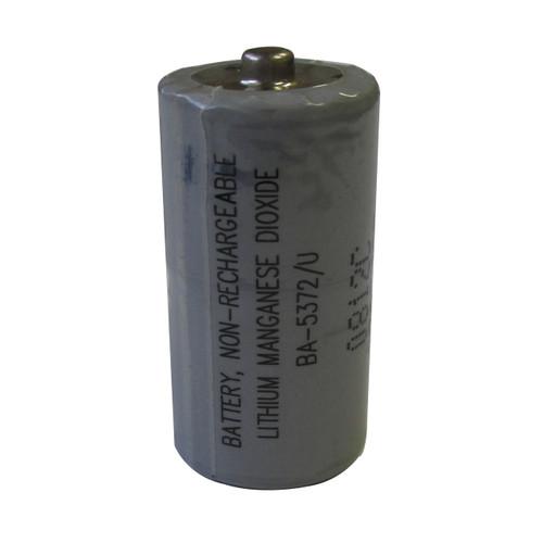Saft BA-5372/U Battery - Nato: 6135-01-214-6441 - 6 Volt 560mAh Lithium Li-MnO2