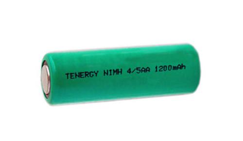 Tenergy 1.2V 1200mAh Ni-MH Rechargeable 4/5AA Battery - 10312