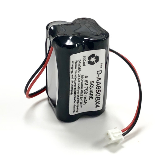 D-AA650BX4  Lithonia NiCd  Battery  Pack
