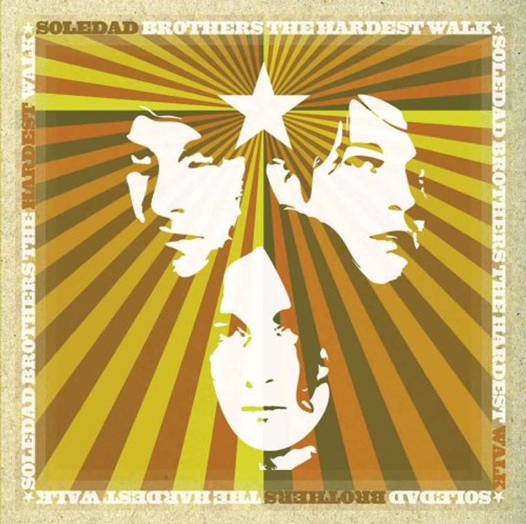 SOLEDAD BROTHERS - The Hardest Walk  (60s Stones style) LAST COPIES! PURPLE
