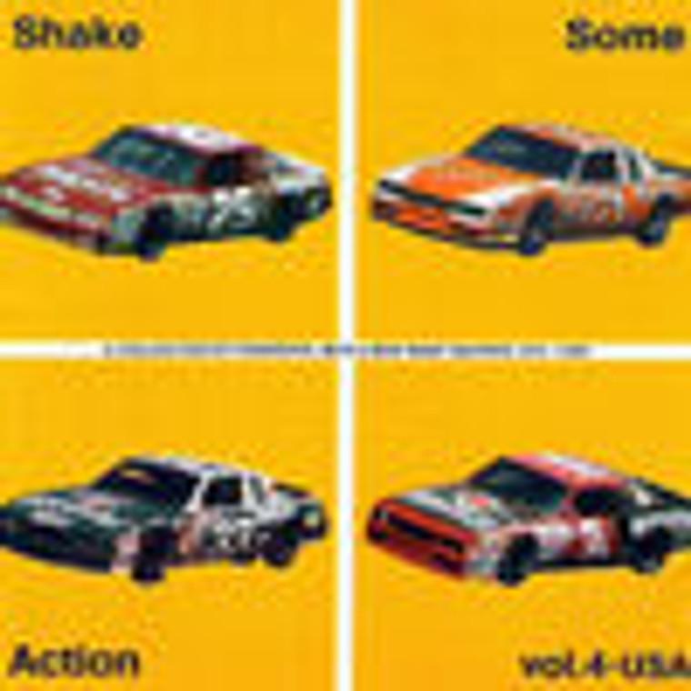 SHAKE SOME ACTION  - Vol.4 (rare 70s  power-pop, mod & new wave U.S.  singles) Comp CD's