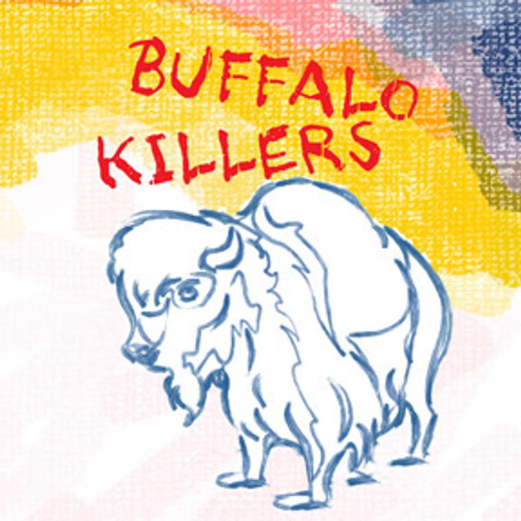 BUFFALO KILLERS - S/T (70s style blues psych)  CD