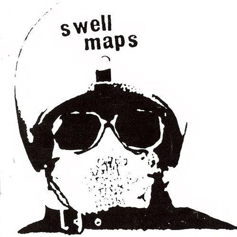 SWELL MAPS -International Rescue  (70s early post-punk rock legends ) CD