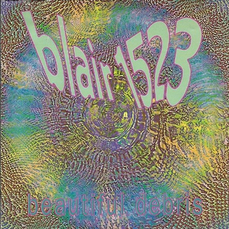 BLAIR 1523 -Beautiful Debris (Spacemen 3 related psych drone Early Floyd/ Elevators sound ) CD