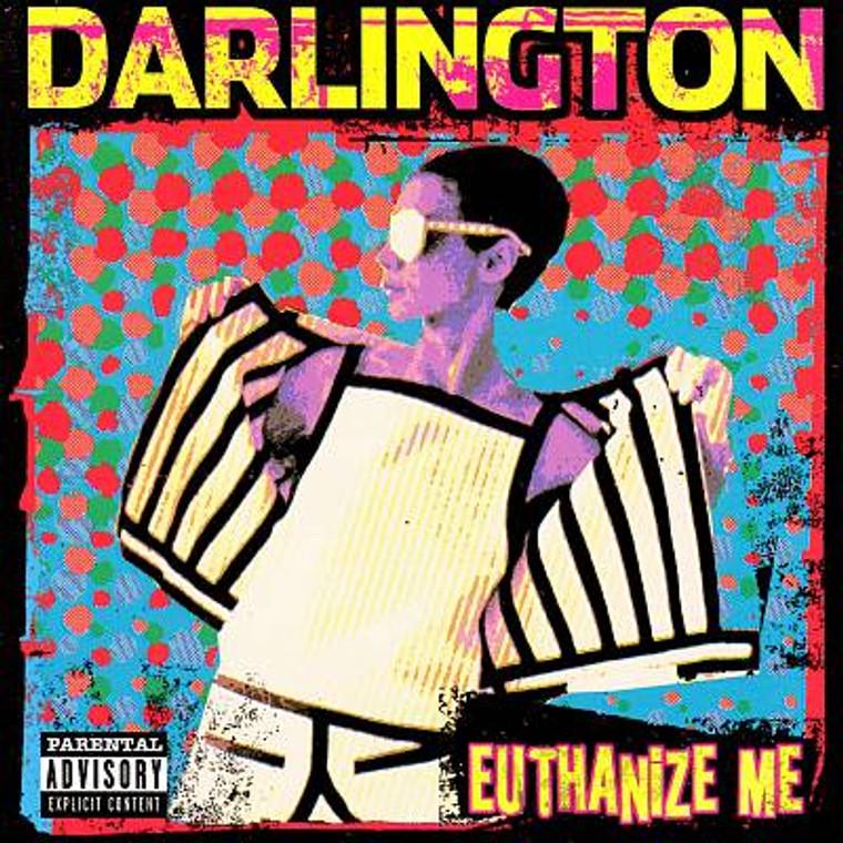 DARLINGTON  - Euthanize  (Texas punk power pop) CD