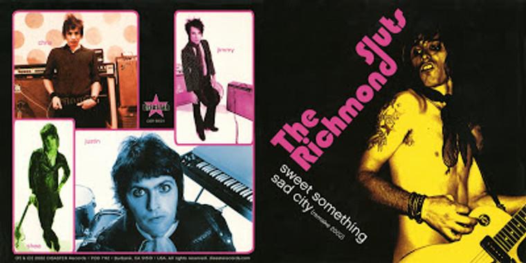 RICHMOND SLUTS - Sweet Something - RARE! ONLY A FEW COPIES! (SF Glam with Brian Jonestown Massacre members)45 RPM