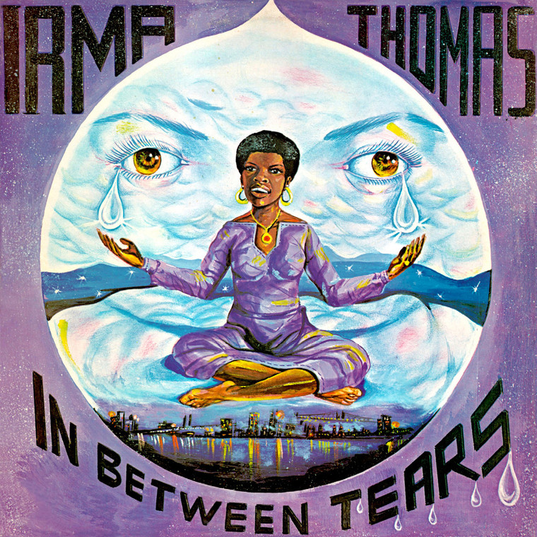 THOMAS, IRMA - In Between Tears - LAST COPIES! PROMO CD