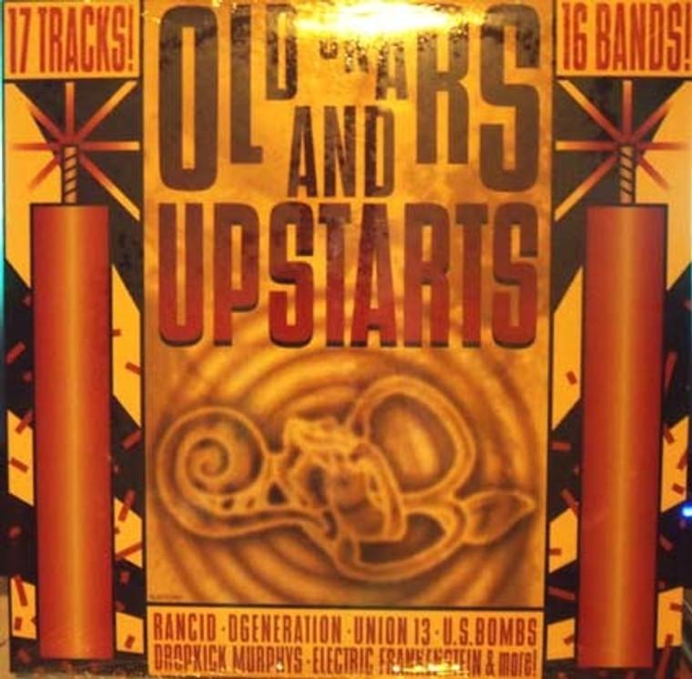 OLD SKARS & UPSTARTS  -1999 w.  Rancid, Stitches, US BOMBS& MORE- LAST COPIES   COMP LP
