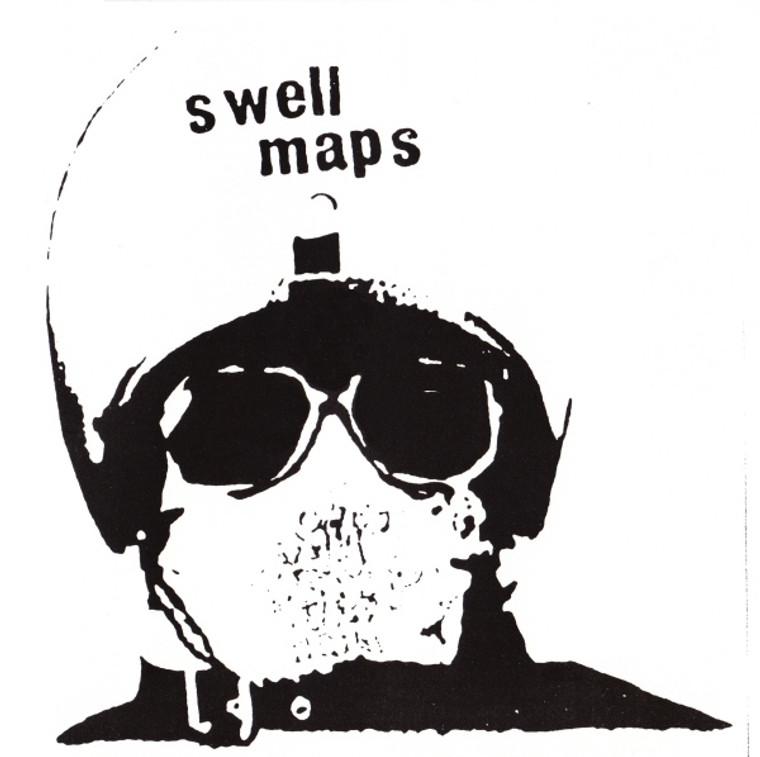 SWELL  MAPS - International Rescue ( 70s  post-punk rock legends) BLACK  VINYL LP